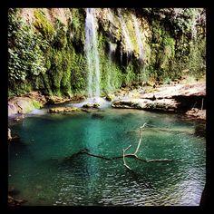 Kurşunlu Şelalesi ve Tabiat Parkı in Antalya, Antalya
