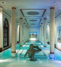 Terme Manzi Hotel & Spa in Italy
