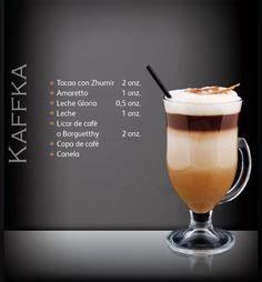 Siempre es un buen momento para un delicioso Kaffka. Coctel Latin Spirit Zhumir. Conoce más cocteles ingresando aquí: https://www.facebook.com/ZhumirEcuador/app_239454309409452