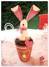 Little easter bunny I made last year =)