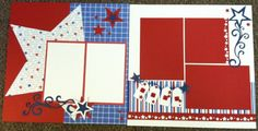 4th of July Layout