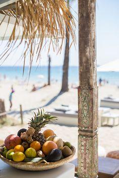Beachouse Ibiza, Ibiza beach restaurant - White Ibiza. Photography by Sofia Gomez Fonzo