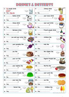 SIMPLE PRESENT - QUESTIONS 2 worksheet - Free ESL printable worksheets made by teachers