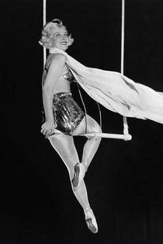 Tatler tries trapeze school - Tatler