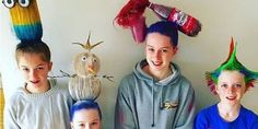 Crazy Hair Day Ideas: These Parents Take Things To A Whole New Level