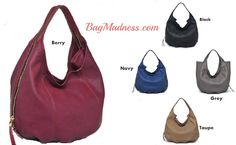 Urban Expressions Claremont Vegan Hobo Bags $110 On SALE $69 Handbags. #bagmadness #urbanexpressionsClaremont