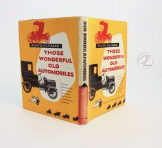Book Old Cars Automobiles Historical Floyd Clymer Directory Antique Cars GREAT $11.99 FREE SHIPPING #book #antiquecars #vintageautomobiles