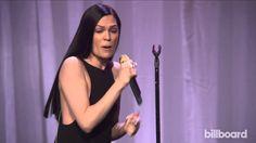 """Jessie J Performs """"Masterpiece"""" - Billboard Women in Music 2014"""