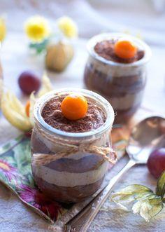 Raw Macachino Cream: delish superfood dessert!