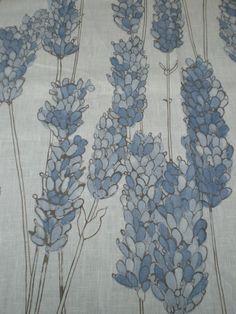"HARLEQUIN CRAFT FABRIC REMNANT ""LAVANDA"" 107 X 145 CM 100% LINEN in Crafts, Sewing & Fabric, Fabric | eBay"