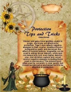 Protection Tips & Tricks