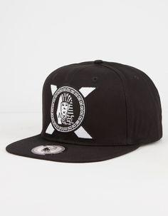 fba43d7839a LAST KINGS Access Mens Snapback Hat - BLACK - ACCESS
