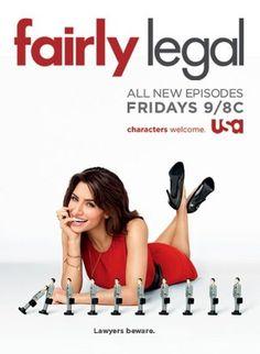 Fairly Legal Season 2
