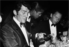 The Rat Pack knew what to drink. Though they could afford anything made, they chose Jack Daniels Old No. 7. The best whiskey at any price!
