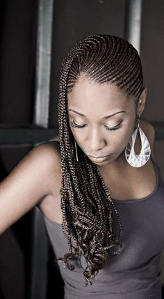 87 Cornrow Hairstyles for Black Women Ideas in Next time you're stuck trying to think up new ideas for your natural hair, try one of these stunning looks. Whether you have short hair, long braids, ., Cornrow Hairstyles for Black Women Micro Braids Styles, Braid Styles, Elegant Hairstyles, Black Women Hairstyles, Beautiful Hairstyles, Hairstyles 2018, Ladies Hairstyles, Evening Hairstyles, Wedding Hairstyles