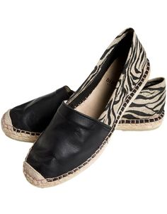 Black Lily - Jamella Safari Espadrillos - Shop.dk