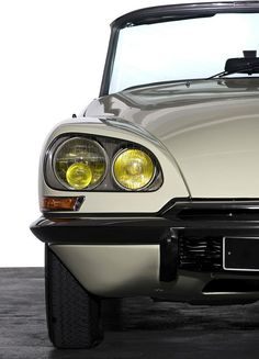 Citroen DS :: via unstablemonkey