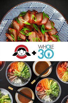 Whole30 Day 23: Char Siu and Hiyashi Chuka by Michelle Tam / Nom Nom Paleo https://nomnompaleo.com