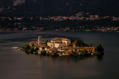 SAN GUILIO LAKE ORTA by Vener Cabrera on 500px