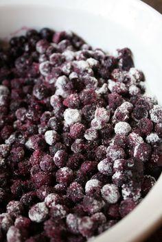 Adventures in Cooking: Blueberry Kuchen