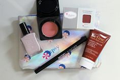Glazed Over Beauty: Ipsy Glam Bag Creamed Rice, Ipsy Glam Bag, Makeup Box, Makeup Collection, Madness, The Balm, Boxes, Cosmetics, Blog
