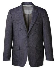 Fieldjacket (blau) von HIGHMOOR - Sakkos & Janker - Bekleidung - Herrenmode Online Shop - Frankonia.de