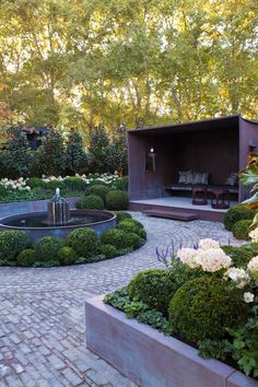 Paul Bangay » Melbourne International Flower and Garden Show 2014