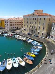 Quiet harbour in Piran, Slovenia // Photo by jane lovell -- National Geographic Your Shot