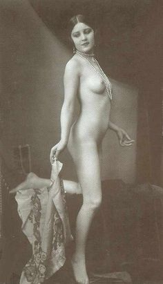 Postcard Series 7 - Exclusive to Opus x Spraypaint and acrylic on found photograph Signed by the artist Pin Up Vintage, Vintage Girls, Vintage Beauty, French Vintage, Vintage Art, Vintage Photographs, Vintage Photos, Ziegfeld Girls, Art Deco