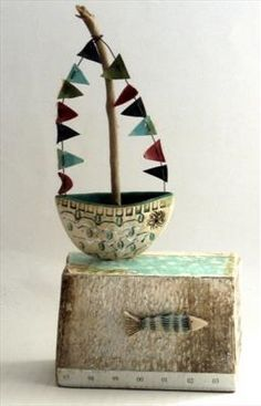Boat - Shirley Vauvelle