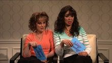 Bronx Beat. Possibly the best Amy Poehler/Maya Rudolph skit ever!! :)