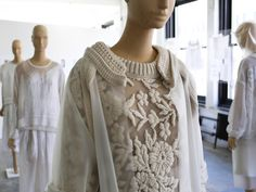 Hannah Jenkinson, Cont. | We Discover the Best New Fashion Designers at the Parsons PH2 Presentation | New York - DailyCandy
