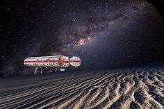Milky Way by Saad Al.ali on 500px