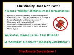 Bible plagiarised