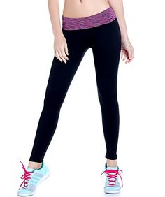 High Waisted Slimming Thick Tights Workout Yoga Pants Fitness Leggings ** See this great product.