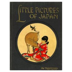 Check out this item at One Kings Lane! Little Pictures of Japan