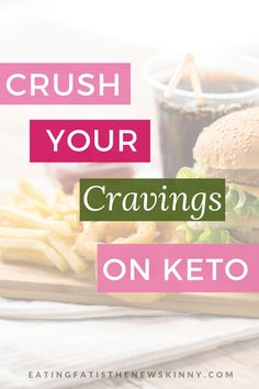 """Read this weight loss blog to learn how to crush sugar cravings on a keto diet. If you're following a keto diet plan for beginners & struggle with sugar cravings while trying hard to stick to a low carb, keto or intermittent fasting plan, learn how to stick to keto & make it a sustainable weight loss plan w/ 3 easy weight loss habit tips. Quit white knuckling your way through sugar cravings on a low carb plan or keto diet since this will leave you asking, """"Why can't I lose weight?"""" Weight Loss Blogs, Easy Weight Loss, Healthy Weight Loss, Lose Weight, Low Carb Food List, Low Carb Meal Plan, Keto Diet Plan, Stop Sugar Cravings, Calorie Intake"""