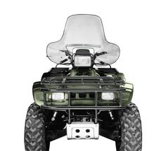 National Cycle Lexan ATV Windshields High Headlight ATV Windshield pn: N2574