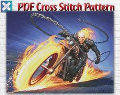 Ghost Rider Bike, Ghost Rider Tattoo, Ghost Rider Marvel, Bike Rider, Marvel Comics, Marvel Art, Ghost Raider, Ghost Rider Wallpaper, Boat Wallpaper
