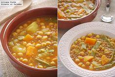 Dieta semanal con recetas de platos ricos en hierro incluidas. WWW.VITONICA.COM