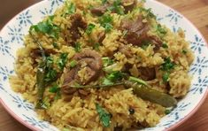 Rice Recipes, Side Dish Recipes, Indian Food Recipes, Asian Recipes, Using A Pressure Cooker, India Food, Recipes From Heaven, Iftar, Biryani