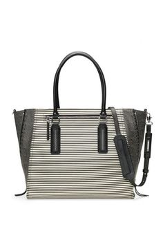 Work smart and chic with a bag that pairs style with functions! Madison Stripe Tech Bag by Stella Dot http://www.stelladot.co.uk/shop/en_gb/whats-new/new-arrivals?s=ClareWatkins