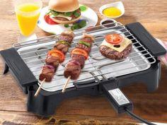 Churrasqueira Elétrica Anurb 1000W - com Grelha Removível - Petit Grill Plus com as melhores condições você encontra no Magazine Ozicasabela. Confira!