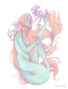 Naiad by Audra Auclair, my favourite