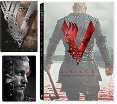 Vikings Seasons 1-3 DVD Set