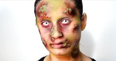 Zombie con Tuplast FOLLOW ME ON YOUTUBE! <3 VFashionland