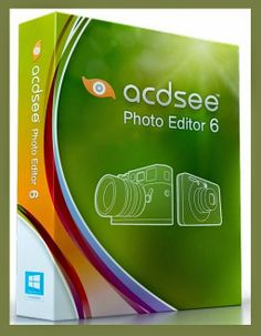 ACDSee Photo Editor 10 Crack + Serial Key Full Free Download