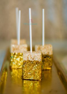 vintage, gold and mint Baby Shower Party Ideas   Photo 15 of 24   Catch My Party