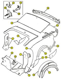 Daewoo Espero Engine Diagram furthermore 1974 Volkswagen Wiring Diagrams also Diesel Engine  ponents Diagram moreover Smart Car Pickup Truck as well Vintage Air Wiring Diagram Switch. on tr6 wiring diagram
