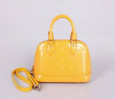 Alma BB - Louis Vuitton bag yellow (available in more colours) Price: $805,00